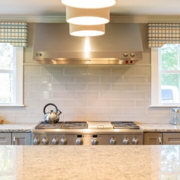 A countertop carefully chosen after reading how to pick the best countertops for your kitchen
